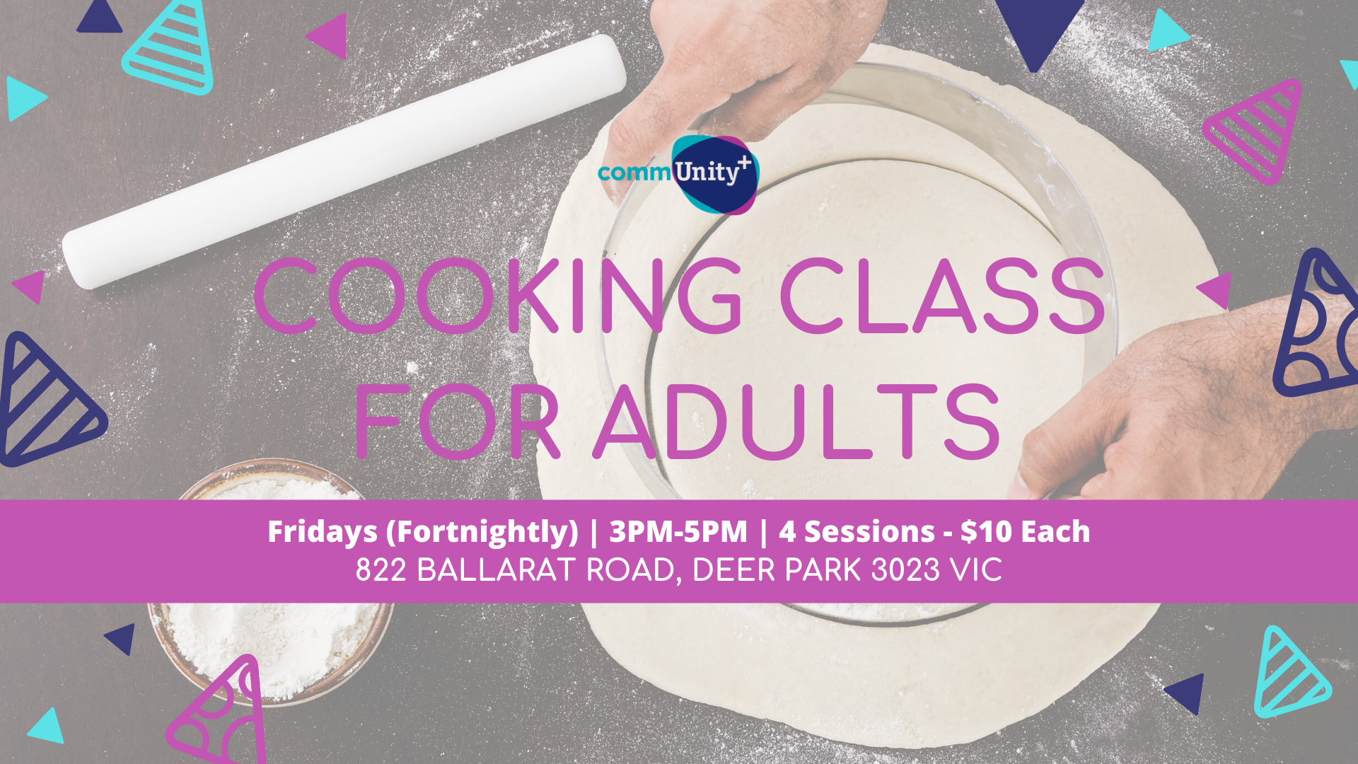 Cooking Class For Adults